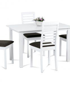 Jídelní souprava  KOALA - Židle bílá - Sconto nábytek