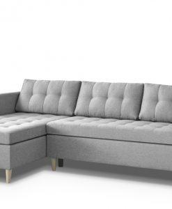 Sedací souprava  ANDY - Sedací soupravy šedá - Sconto nábytek