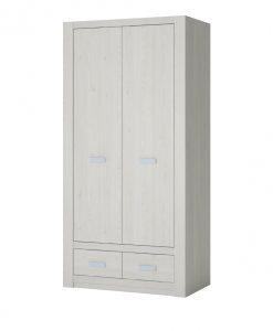 Skříň  LILO - Šatní skříně barva dřeva - Sconto nábytek