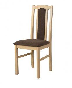 Jídelní židle   BOLS 7 - Židle hnědá - Sconto nábytek