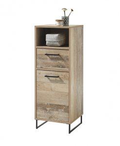 Koupelnová skříňka  ROOF - Koupelnové skříňky  - Sconto nábytek