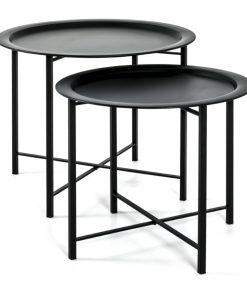 Přístavné stolky  FABIOLA - Stoly a stolky  - Sconto nábytek