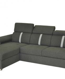 Sedací souprava  INFINITY - Sedací soupravy šedá - Sconto nábytek