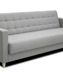 Pohovka   ANDY - Pohovky šedá - Sconto nábytek