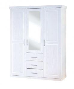 Šatní skříň  GERALDINE - Šatní skříně  - Sconto nábytek