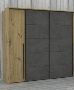 Šatní skříň  ARAGON - Šatní skříně  - Sconto nábytek