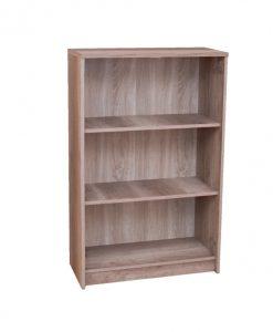 Regál  NINA 2 - Regály barva dřeva - Sconto nábytek