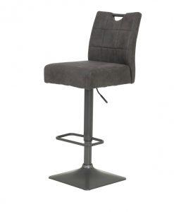 Barová židle  DENISE H - Židle černá - Sconto nábytek