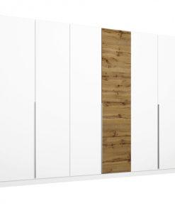 Šatní skříň  MARAVILLA - Šatní skříně bílá - Sconto nábytek