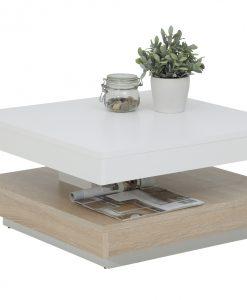 Konferenční stolek   ANDY - Stoly a stolky bílá - Sconto nábytek